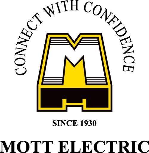 Mott Electric logo - subcontractor (electrical)