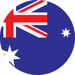 Selected locale icon Australia (English)