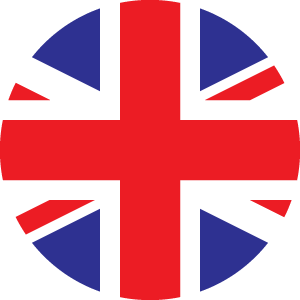 Flag Icon of United Kingdom (English)