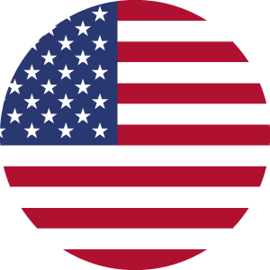 Flag Icon of United States (English)
