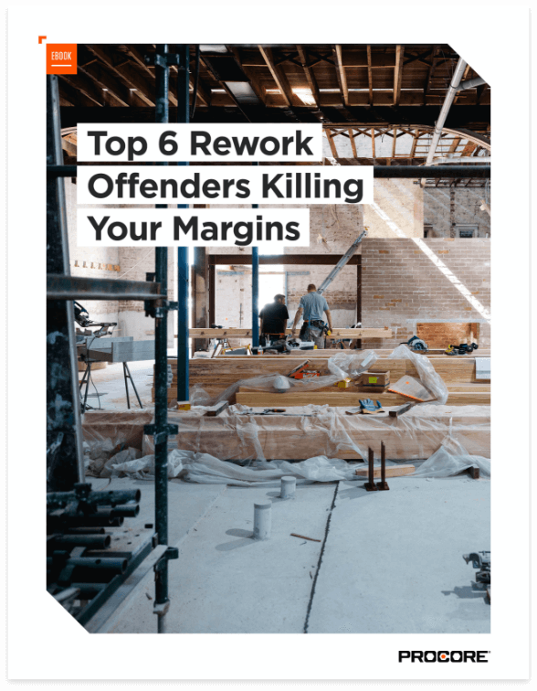 Top 6 Rework Offenders - CAN ebook cover