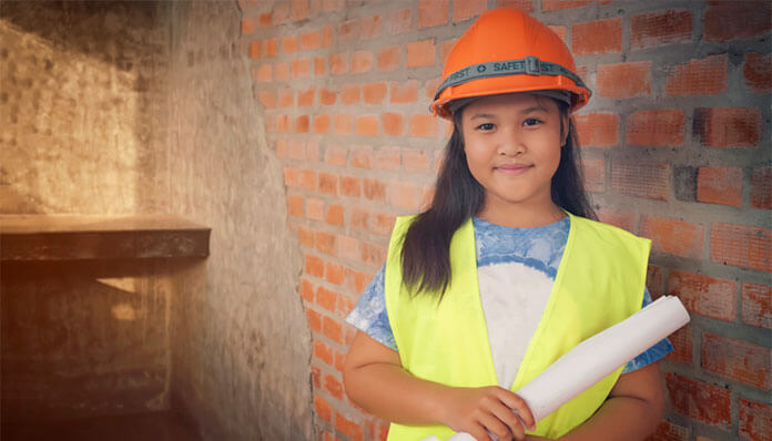 Opening Doors for the Next Generation of Women Builders