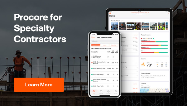 Procore – World's Leading Construction Management Software
