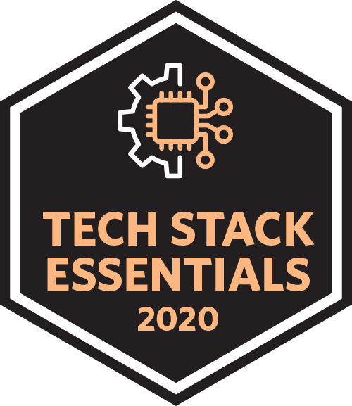Tech Stack award logo