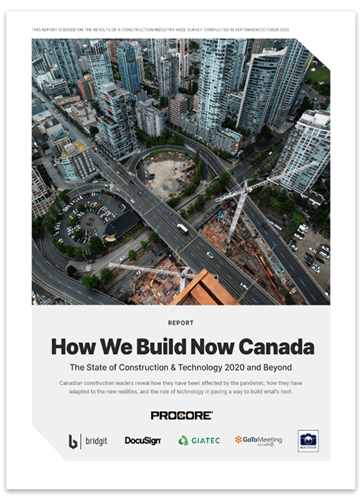 How We Build Now Canada eBook Cover