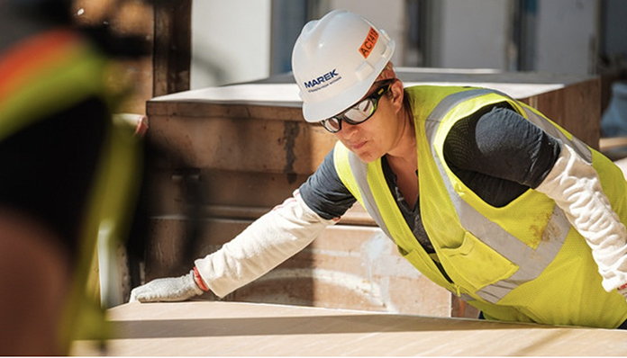 WiOPS: Opening Doors for Women in Construction