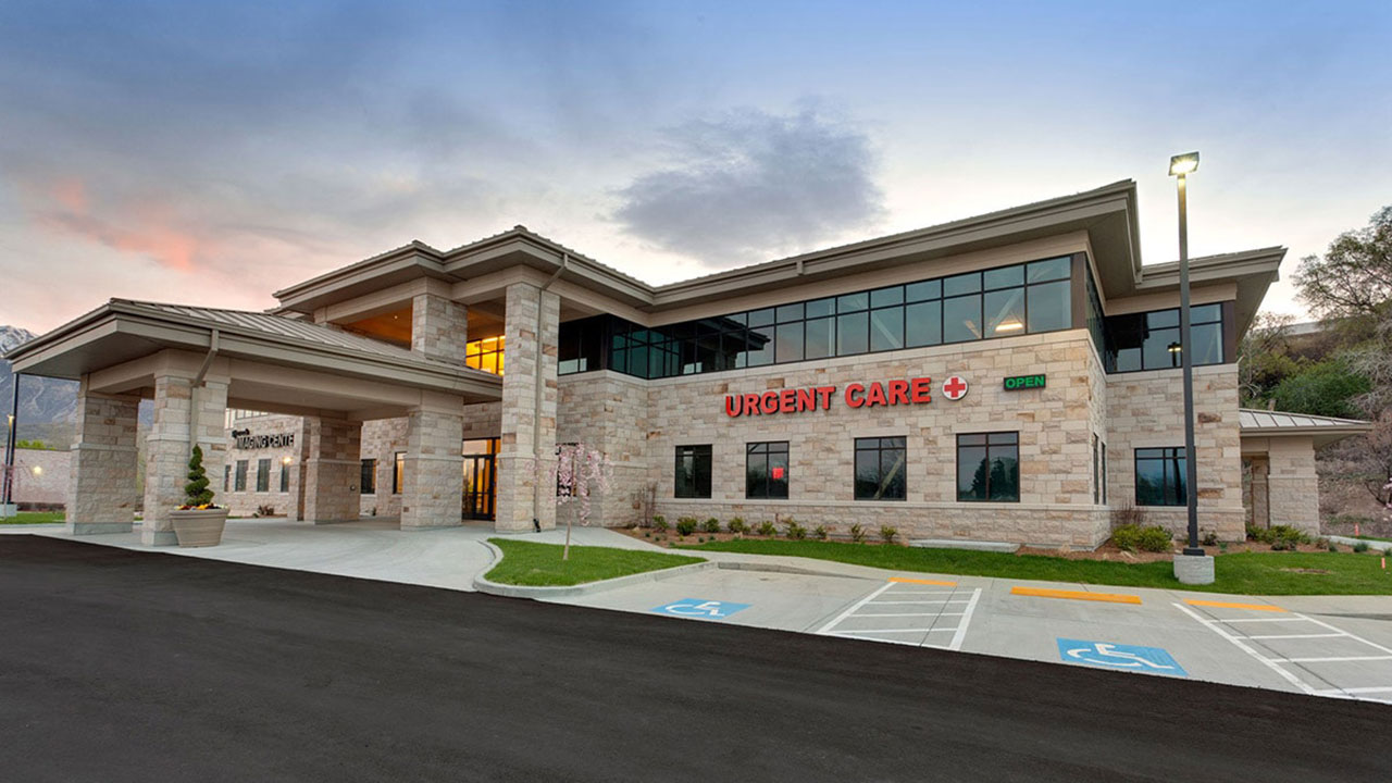 Urgent care built by Big D Construction