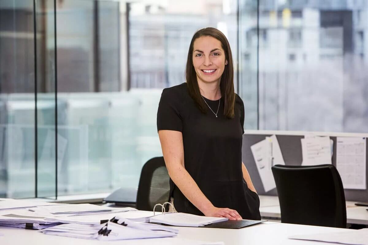 ProBuild's Sarah Cuscadden Paves the Way for the Next Generation