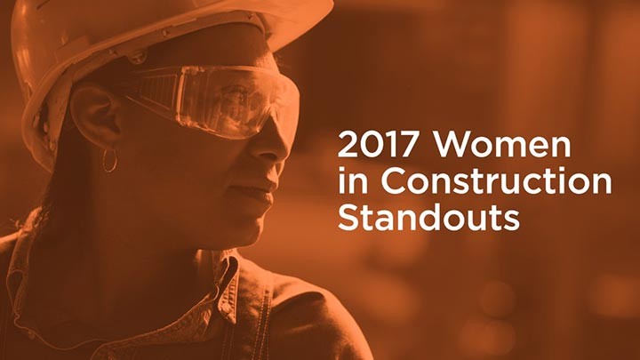 2017 Women in Construction Standouts