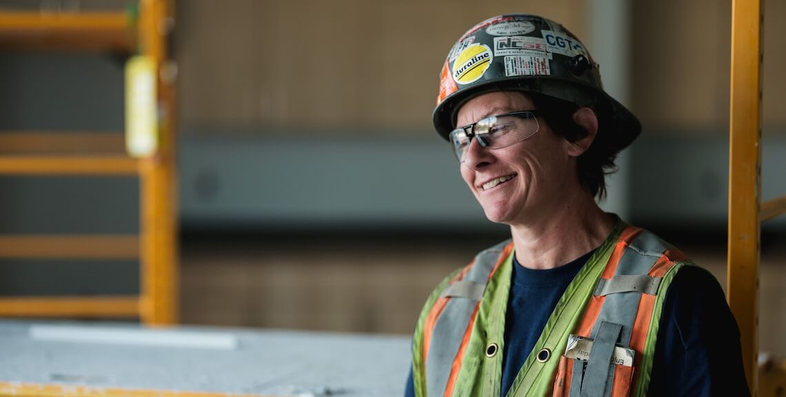 Celebrating progress and building a better future for women in construction